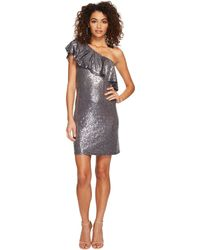 Kensie - Sequin Jersey Dress Ksdk8110 - Lyst
