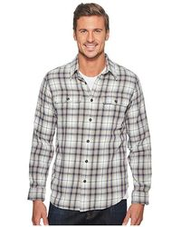 Filson - Scout Shirt (khaki/blue/forest) Clothing - Lyst