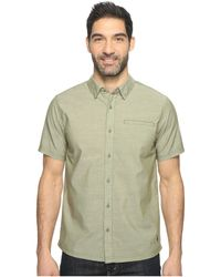 Smartwool - Summit County Chambray Short Sleeve - Lyst