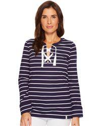 U.S. POLO ASSN. - Nautical Stripe T-shirt - Lyst