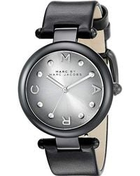 Marc By Marc Jacobs - Mj1410 - Dotty (black) Watches - Lyst