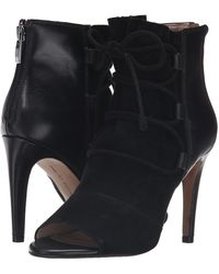 French Connection - Quintina Ankle Bootie - Lyst