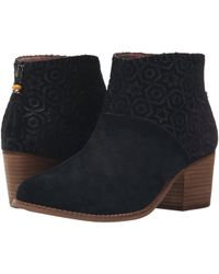 TOMS - Leila Bootie - Lyst