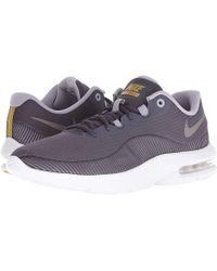 db1504bd3e Nike - Air Max Advantage 2 (gridiron/metallic Pewter/provence Purple)  Running