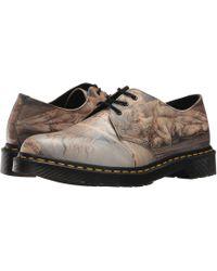 Dr. Martens - William Blake 1461 3-eye Shoe - Lyst