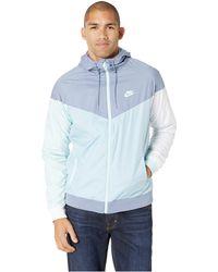 19883f16a8 Nike - Sportwear Windrunner Jacket - Lyst