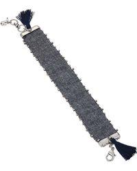 Lucky Brand - Fabric Bracelet - Lyst