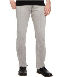 Agave - Classic Fit Jean In Gray - Lyst