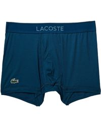 Lacoste | Micro Pique Single Trunk | Lyst