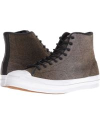 7e0bba8f2381 Lyst - Converse  Jack Purcell - JP Signature  High Top Sneaker in ...