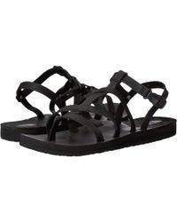 11fd11544277 Lyst - Women s The North Face Flat sandals On Sale