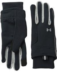 Under Armour | Ua No Breaks Softshell Glove | Lyst