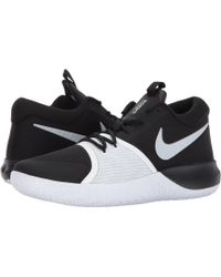Lyst Nike Zoom In Assersion Hombres Basketball Zapato In Zoom Negro Para Hombres 6cde3b