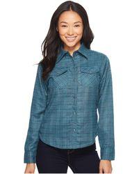 Mountain Khakis - Christi Fleece Lined Shirt - Lyst