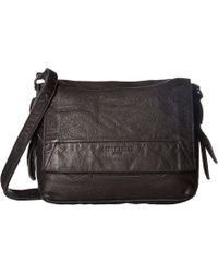 Liebeskind - Funda Double-dye Flap Crossbody - Lyst