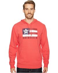 Life Is Good. - Flag Go-to Hoodie - Lyst