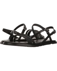 HUNTER - Original Ticker Tape Sandal - Lyst