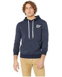 f7c79aae137 G-Star RAW - Core Hooded Sweatshirt Pinstripe 1 All Over Long Sleeve (sartho
