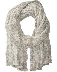 Polo Ralph Lauren - Alpaca Classic Aran Scarf - Lyst