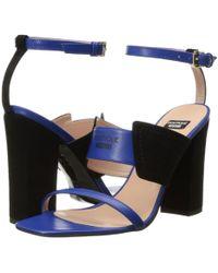 Boutique Moschino - Tri-strap Heel - Lyst