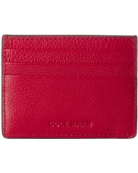 Cole Haan - Piper Group Credit Card Case - Lyst
