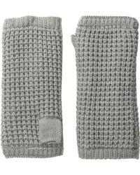 Hat Attack - Waffle Knit Arm Warmer - Lyst