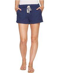 Splendid - Double Cloth Shorts - Lyst