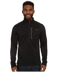 c6576557f Canyonlands 1/2 Zip Pullover (tnf Black (prior Season)) Sweatshirt