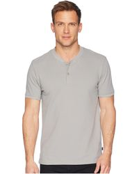 Lucky Brand - Coolmax Bomber Polo Shirt - Lyst