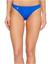 Images - Polo ralph lauren stretch rib bikini