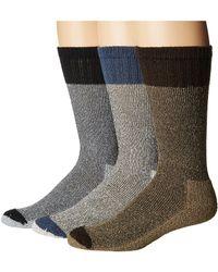 Hue - Sport Crew Socks 3-pair Pack - Lyst