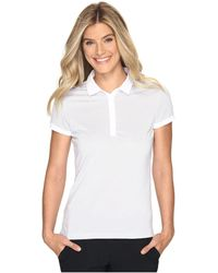 Nike - Victory Stripe Polo - Lyst