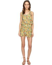 Stella McCartney - Iconic Prints All-in-one Romper Cover-up - Lyst