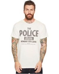 The Original Retro Brand - The Police Guilford Vintage Distressed Concert T-shirt - Lyst