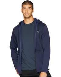 ccfa59e23d35 Lyst - PUMA Running Vent Thermo-r Runner Jacket in Black for Men