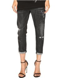 DSquared² - Cool Girl Cropped Jeans In Sparkle Wash - Lyst