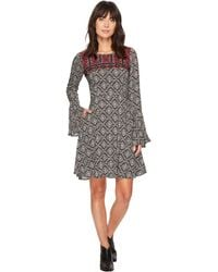 Stetson - 1311 Paisley Print Swing Dress - Lyst
