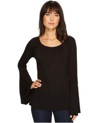 Stetson - 1404 Rayon Spandex Scoop Neck Top - Lyst