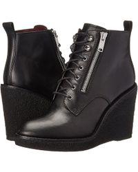 Marc By Marc Jacobs - Kit Wedge Boot - Lyst
