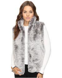 Brigitte Bailey - Lulu Faux Fur Vest - Lyst
