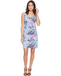 Tommy Bahama - Madeira Blooms Sleeveless Short Dress - Lyst