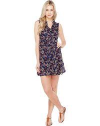 Brigitte Bailey - Estrella Sleeveless Printed Dress - Lyst