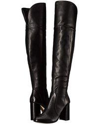 Joie - Lalana (black Vachetta) Boots - Lyst