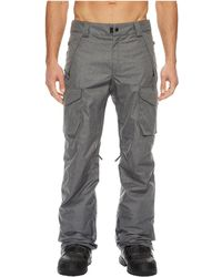 686 - Infinity Insulated Cargo Pants - Lyst