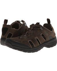 3ed942ac8f1a3 Lyst - Teva Kimtah Leather Sandal in Brown for Men