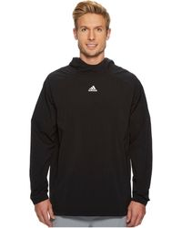 adidas - Sport Id Pullover Woven Hoodie - Lyst