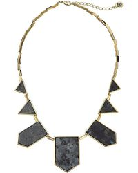 House of Harlow 1960 - Classic Station Necklace - Lyst