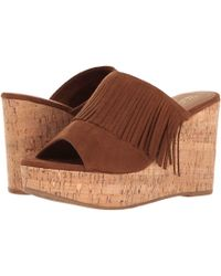 Ariat - Unbridled Leigh Wedge Sandal - Lyst