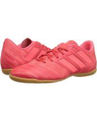 adidas - Nemeziz Tango 17.4 Indoor - Lyst