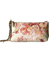 Elliott Lucca - Artisan 3 Way Demi Clutch - Lyst